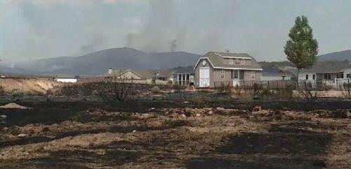 Evacuations lifted on Flatt Fire burning near Enterprise in southern Utah