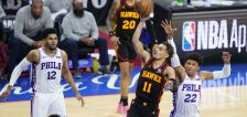 Hawks head to East finals after Game 7 win in Philadelphia