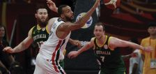 Olympics give Jazz players something to focus on following season's sudden end