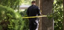 Man killed by police has long history of violence against his mother