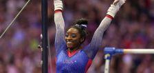 What pressure? Biles soars to lead at U.S. Olympic Trials; Skinner in 4th