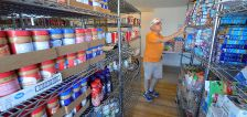 Murray Children's Pantry celebrates first anniversary after opening during pandemic
