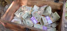 Man finds hidden $10K treasure along Wasatch Front