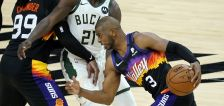 Paul carries Suns past Giannis, Bucks in NBA Finals opener