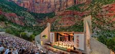 Enjoy the sounds of a 'Forever Mighty' melody outdoors with the Utah Symphony