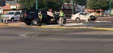 1 dead, 4 hospitalized in Salt Lake crash