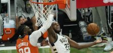 Middleton sends Bucks past Suns to tie NBA Finals at 2-2