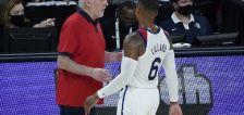 Lillard, Johnson lead US to 83-76 exhibition win over Spain