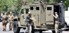 Videos show suicidal man shooting at Salt Lake police