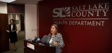 'Pandemic of the unvaccinated': County sounds alarm as Utah reports 815 new COVID-19 cases