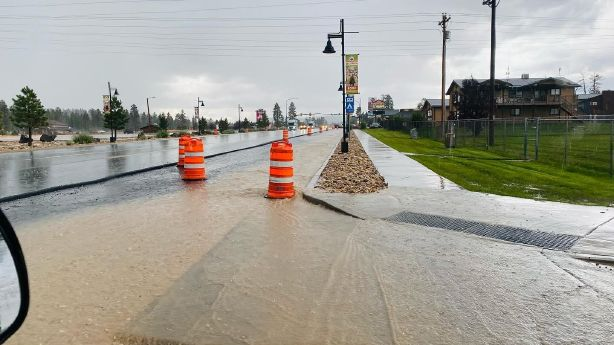 Weather service issues multiple warnings across southern Utah as flooding continues