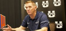 'It's time to play': Anderson and the Aggies are ready for Washington State