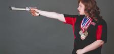 University of Utah graduate shooting for Olympic gold in Tokyo