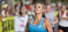 Utah woman who ran 5:25 mile at 9 months pregnant breaks Deseret News Half Marathon record