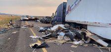 7 dead, several injured after sandstorm causes 20 vehicle crash in Millard County