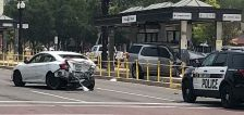 Police: Man purposely rams into ex-girlfriend's car, crashes into TRAX station