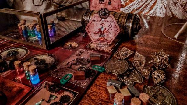 Utah man who died in sandstorm crash was beloved board game designer