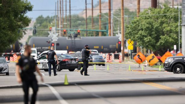 16-year-old shot multiple times in Salt Lake City in critical condition