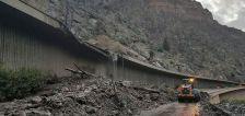 I-70 closed east of Utah border after mudslide stranded 100 Colorado motorists