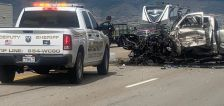 Man dies after head-on collision in Heber City