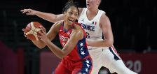 Wilson leads US to quarters with 93-82 win over France
