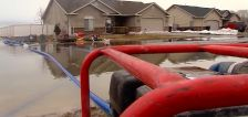 Flood damage not covered by standard homeowners insurance