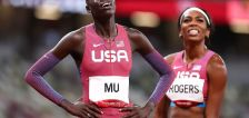 Athletics: Teenager Mu ends long American wait for 800m gold