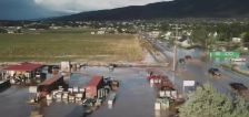 Cleanup continues after 294 homes flood in Enoch