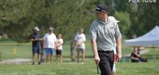 Former BYU golfer Patrick Fishburn survives cut at Utah Championship with birdie on 18