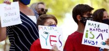 Feds announce civil rights probe into Utah, other states' bans on school mask mandate