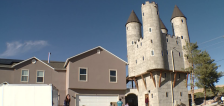 Fantastical front yard: Man builds Harry Potter-themed castle in Duchesne