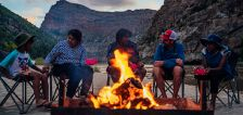 How to backcountry camp responsibly