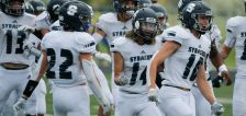 Syracuse sends seniors out with 19-14 win over region foe Layton