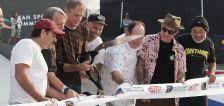 Skater Tony Hawk denies copying rapper's blood product