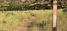 Unhappy trails: Trail signs are missing from the Foothills Natural Area