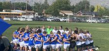 Rival Orem soccer teams come together mid-game to pray for player