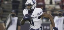 Utah State surges a comeback, again, to beat conference foe Air Force