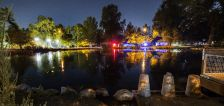Fairmont Park pond reopens in Salt Lake City after no mercury contamination found