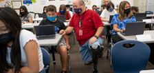 How Salt Lake mayor's school mask order is getting enforced — without policing