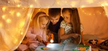 4 ways to build an entertaining blanket fort for your kids (or yourself)