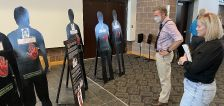 New Dixie State art honors 43 students massacred in Mexico