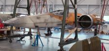 Have You Seen This? Yes, that is an X-Wing in the Smithsonian