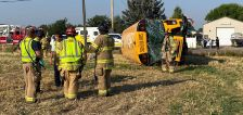 'How do I help?' Student recalls Idaho school bus crash that left several injured and a man dead