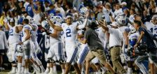 BYU leaps to No. 15 in latest AP Top 25, 16th in coaches' poll