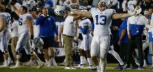 Home or away, No. 23 BYU's historic 3-0 start a reason to cheer