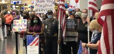 Utah Honor Flight returns home to hero's welcome