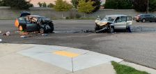 Witnesses say woman accused of causing fatal crash appeared to be asleep