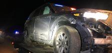 2 arrested after woman allegedly steals, crashes Utah deputy's patrol car