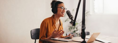 8 podcasters from Utah that are making (air)waves