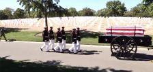 Utah Marine laid to rest at Arlington National Cemetery